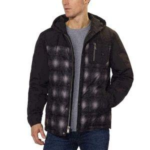 Pendleton Men's Down Full Zip Hooded Jacket *NEW*